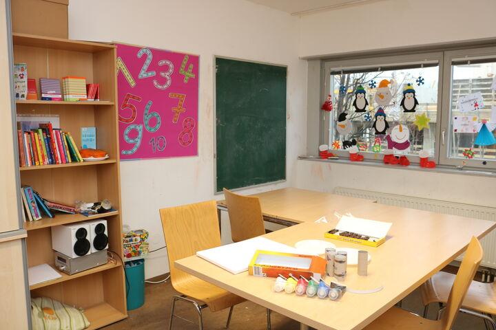 Obdach Arndtstraße Spielzimmer (Bild: FSW)