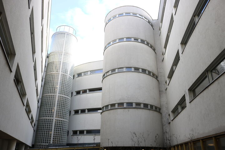 Obdach Siemensstraße Hof (Bild: FSW)