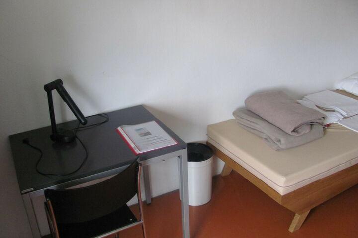Obdach Siemensstraße Zimmer (Bild: FSW)