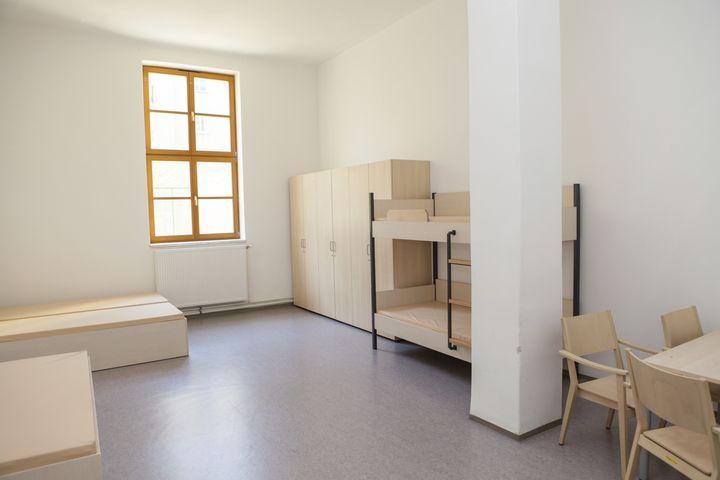 Obdach Kastanienallee Zimmer (Bild: FSW)