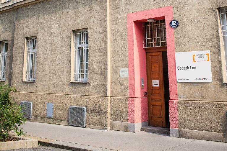 Obdach Leo (Bild: FSW)